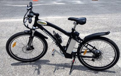 ebikes for rent in Destin Miramar Beach FL at Coastal Cruisers